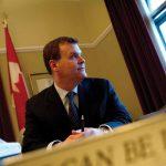 John Baird: warm manner, blunt talk