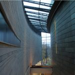 The KUMU art gallery, named best museum in Europe in 2008 by the Europe Museum Forum.