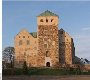 Sweden's King Eric XIV, who was declared mad by his brother, was imprisoned in Turku Castle the late 16th Century.
