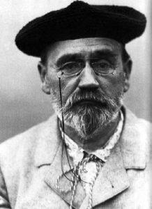 Emile Zola in 1902