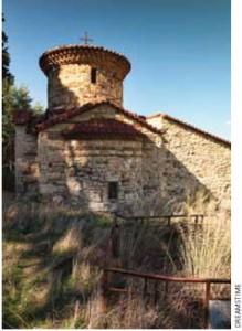The Zvernec Monastery