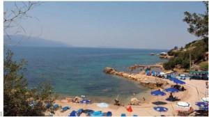The magnificent Vlora coastline