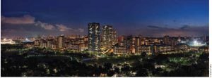 Singapore has invested significantly in physical infrastructure and social institutions.