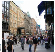 Finland and its capital, Helsinki, share their Nordic neighbours' drive for innovation and institutional efficiency.
