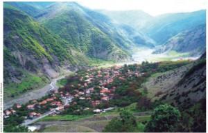 Khinaliq Village in northern Azerbaijan has preserved its ancient way of life.