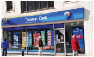 Thomas Cook was a founding father of tourism as a commercial industry and his travel agencies continue to serve tourists.