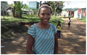 Yamileisy, a young woman from Dominican Republic, received help from ACCESO International. She is now pursuing post-secondary studies in communications.