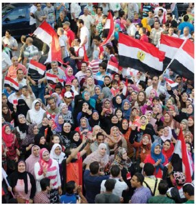 "Writers Fred McMahon and Mark Milke argue that the Arab Spring (shown here in Egypt) may well become the Arab Refomation — ""and that's not necessarily a good thing."""