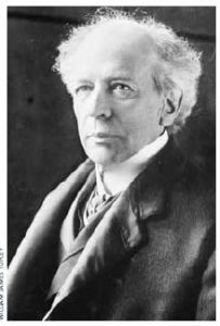 Prime Minister Wilfrid Laurier put Clifford Sifton,  minister of the interior, in charge of an aggressive immigration program.