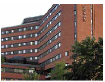 St. Göran's Hospital, Sweden's largest, was privatized more than a decade ago.