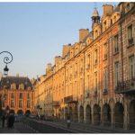 Ambassador Zeller likes to stroll around Place des Vosges in Paris.