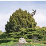 Beaumont-Hamel is the site of a devastating defeat for the Newfoundland regiment on July 1, 1916. Of the 780 soldiers who fought, only 110 were uninjured.
