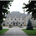 The Papal Nunciature, or the Manor House, as it is called in Ottawa, is the historically grand abode of the Pope's man in Ottawa.
