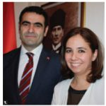 To celebrate Turkey's independence day, Ambassador Selcuk Unal and his wife, Lerzan Kayihan Unal, hosted a reception. (Photo: Ulle Baum)
