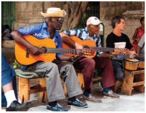 One of Cuba's most important gifts to the world is its music.