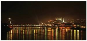 Bratislava is Slovakia's capital and business centre.