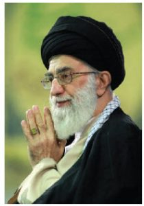 Iran's supreme leader, Grand Ayatollah Seyyed Ali Khamenei (Photo: SaMin)