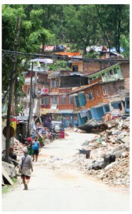Many UN agencies seem overburdened by bureaucracy, under-funded and ill-equipped to meet challenges such as those posed by spring earthquakes in Nepal, pictured here. (Photo: © Clinweaver | Dreamstime.com)