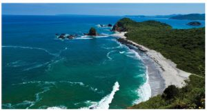 Visitors will be able to enjoy the year-round, warm Pacific Ocean breeze on Ecuador's beautiful beaches while eating its world-famous ceviche.