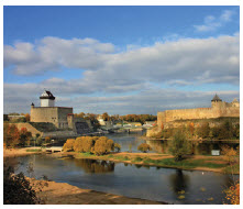 There's speculation that the city of Narva could be Russia's next target.