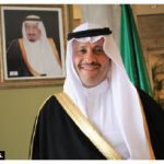 Saudi Arabian Ambassador Naif Bandir A. Alsudairy hosted a national day reception at the embassy. (Photo: Ülle Baum)