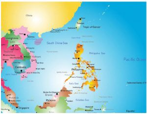 The Taiwanese government and the Chinese Communist Party hold similar claims to the Spratly and Paracel islands in the South China Sea. Vietnam, the Philippines, Malaysia and Brunei have competing claims on these island chains. (Photo: Dreamstime)