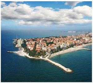 Pomorie, a Bulgarian seaside town of 14,000, is rooted in antiquity, yet offers modern amenities at affordable prices. (Photo: Boby Dimitrov)