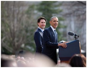 Prime Minister Justin Trudeau's recent visit to Washington was hailed as a great move forward in Canada-U.S. relations. (Photo: White House)