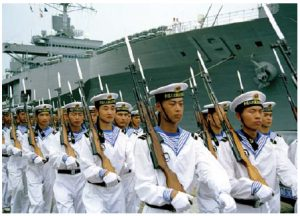Chinese efforts to project power into the wider Indian and Pacific oceans — through, among other organizations, its People's Liberation Army Navy — will rub against the U.S. imperative to maintain naval dominance in these theatres. (Photo: U.S. Navy)