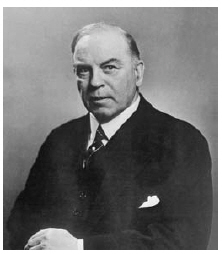 William Lyon Mackenzie King (Photo: Dutch National Archives)