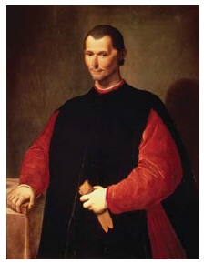 Niccolò Machiavelli is the subject of several recent books. (Photo: Wiki)