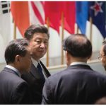 Xi Jinping attends a nuclear security summit in Washington, DC. (Photo: © Palinchak | Dreamstime.com)