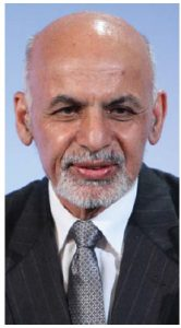 Afghan President Ashraf Ghani is a Pushtun. (Photo: Patrick Tsui/FCO)