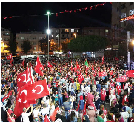 David Kilgour portrayed Turkey's coup attempt incorrectly in his article in the Oct.-Dec. issue, according to Turkish Ambassador Selçuk Ünal. (Photo: Maurice Flesier)