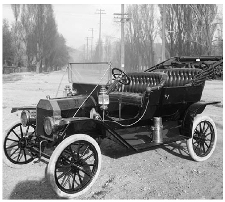 Henry Ford made history by selling low-cost Model-T Fords to the very workers building them. (Photo: Harry Shipler)