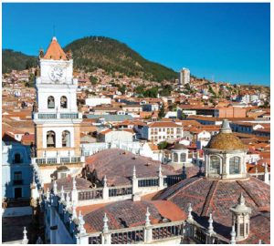 Sucre is one of the most beautiful colonial cities in Latin America. (Photo: © Jesse Kraft | Dreamstime.com)