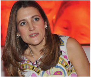 "Chrystia Freeland's appointment as foreign minister in January was heralded as a ""catastrophe"" by one expert, but that may prove to be exaggerated, says writer Paul Robinson. (Photo: World economic forum)"