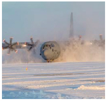 Canada has said it will continue to engage Russia for the purpose of advancing Canadian values on such issues as the Arctic. (Photo: Cpl Ryan Moulton, 8 Wing Imaging)