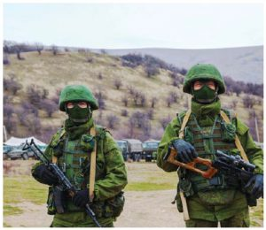 Russian soldiers in Ukraine: The differences that exist between Russia and Canada, such as those involving the war in Ukraine, writes professor Paul Robinson, pale in significance when compared to their larger mutual goals. (Photo: © Andreykr | Dreamstime.com)