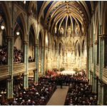 The European Union's annual holiday concert took place at Notre Dame Cathedral. (Photo: Ülle Baum)