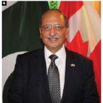 Pakistani High Commissioner Tariq Azim Khan hosted a national day celebration at the Fairmont Château Laurier hotel. (Photo: Ülle Baum)