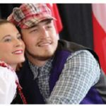 Montreal dancers perform at Polish Day at Lansdowne Park.