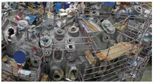Germany's new fusion generator has so far lived up to expectations. (Photo: / Max-Planck-Institute, Tino SchulzTrump)