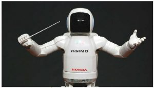 ASIMO was Honda's first-generation carebot, introduced in 2014. Experts expect more as Japan is heavily investing in this technology. (Photo: Vanillase)