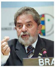 Former Brazilian president Lula da Silva now leads in the polls, despite corruption allegations. (Photo: UN photo)