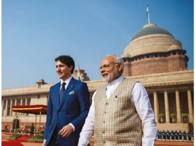 Canada and India: Where to now?