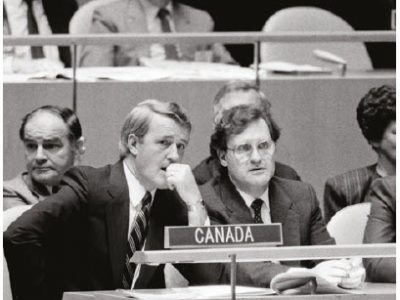 Brian Mulroney's lasting international legacy