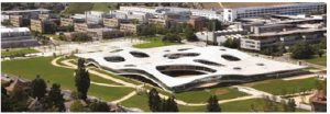 The Rolex Learning Centre in Lausanne is one example of the widespread innovation in Switzerland.  (Photo: © EPFL)