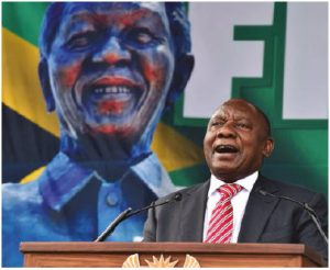 South African President Cyril Ramaphosa is not a corrupt crook like his predecessor, ex-president Jacob Zuma, writes Robert I. Rotberg. (Photo: Elmond Jiyane/GCIS)
