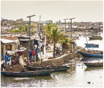 A 2009 survey found that fewer than 15 per cent of Haitians asked their government for help after the 2010 earthquake. Shown here is Cap-Haitien, which was severely impacted. (Photo: © Dlrz4114 | Dreamstime.com)